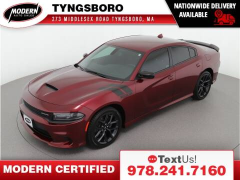 2019 Dodge Charger for sale at Modern Auto Sales in Tyngsboro MA