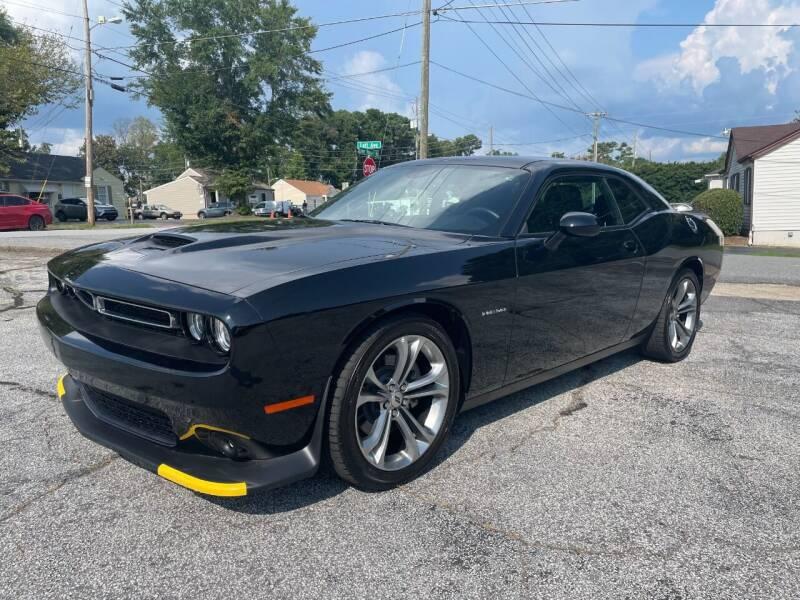 2021 Dodge Challenger for sale at RC Auto Brokers, LLC in Marietta GA