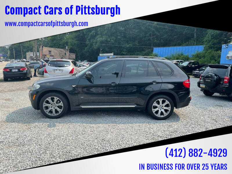 2008 BMW X5 for sale at Compact Cars of Pittsburgh in Pittsburgh PA