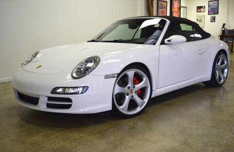 2007 Porsche 911 for sale at Thoroughbred Motors in Wellington FL
