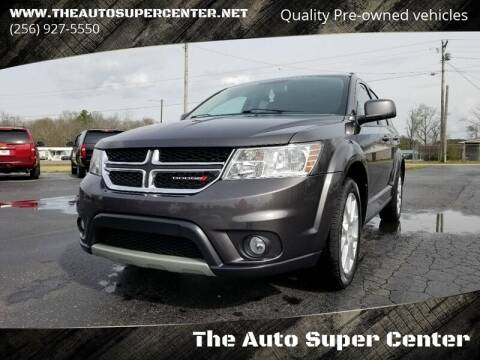 2016 Dodge Journey for sale at The Auto Super Center in Centre AL