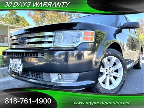 2012 Ford Flex for sale at Prestige Auto Sports Inc in North Hollywood CA