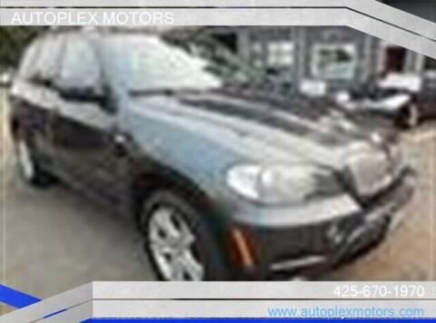 2011 BMW X5 for sale at Autoplex Motors in Lynnwood WA