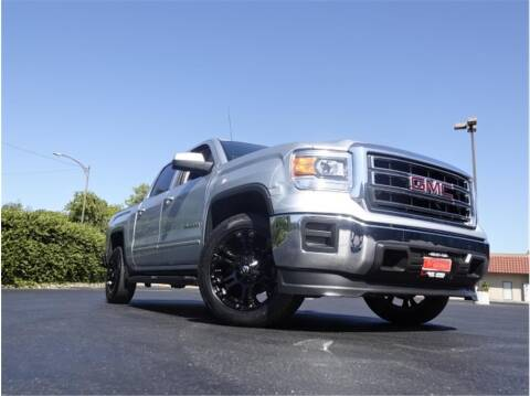 2014 GMC Sierra 1500 for sale at BAY AREA CAR SALES in San Jose CA
