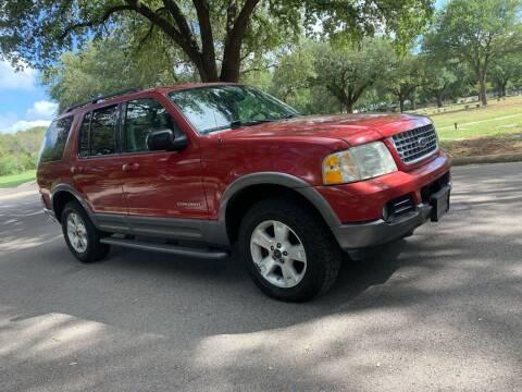 2004 Ford Explorer for sale at 210 Auto Center in San Antonio TX