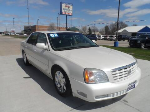 2002 Cadillac DeVille for sale at America Auto Inc in South Sioux City NE