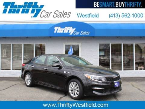 2018 Kia Optima for sale at Thrifty Car Sales Westfield in Westfield MA