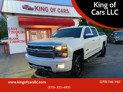 2014 Chevrolet Silverado 1500 for sale at King of Cars LLC in Bowling Green KY