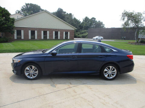 2018 Honda Accord for sale at Lease Car Sales 2 in Warrensville Heights OH