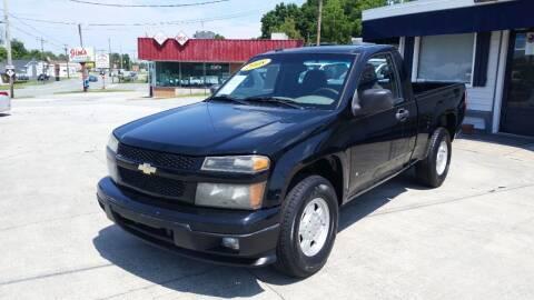 2008 Chevrolet Colorado for sale at West Elm Motors in Graham NC