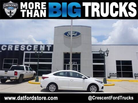 2020 Hyundai Accent for sale at Crescent Ford in Harahan LA