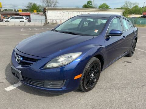 2011 Mazda MAZDA6 for sale at Diana Rico LLC in Dalton GA