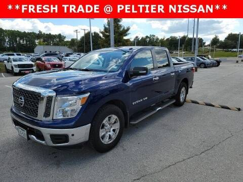 2018 Nissan Titan for sale at TEX TYLER Autos Cars Trucks SUV Sales in Tyler TX