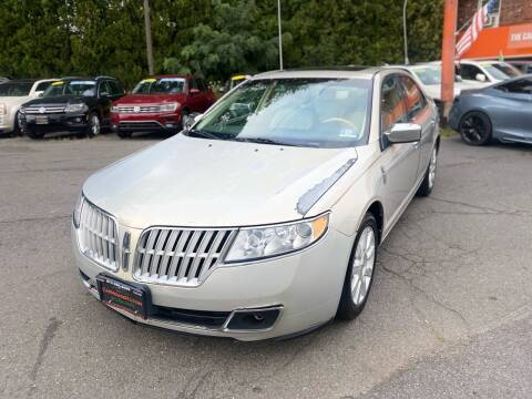 2010 Lincoln MKZ for sale at The Car House in Butler NJ