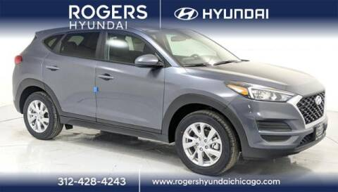 2021 Hyundai Tucson for sale at ROGERS  AUTO  GROUP in Chicago IL