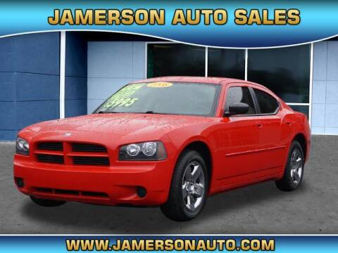 2008 Dodge Charger for sale at Jamerson Auto Sales in Anderson IN