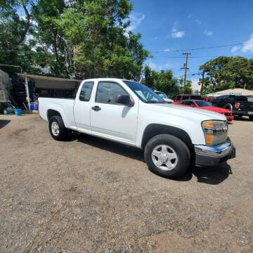 2008 GMC Canyon for sale at JPL Auto Sales LLC in Denver CO