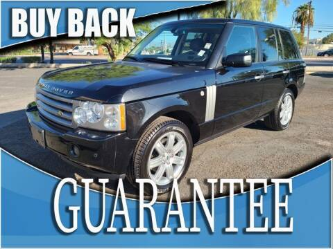 2008 Land Rover Range Rover for sale at Reliable Auto Sales in Las Vegas NV