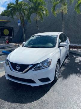 2017 Nissan Sentra for sale at YOUR BEST DRIVE in Oakland Park FL