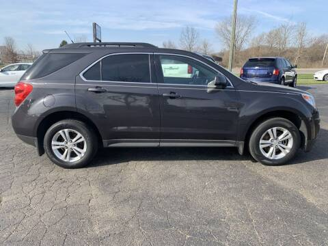 2013 Chevrolet Equinox for sale at Hawkins Motors Sales in Hillsdale MI