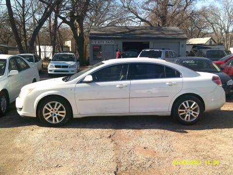2008 Saturn Aura for sale at D & D Auto Sales in Topeka KS