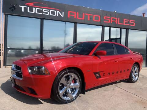 2012 Dodge Charger for sale at Tucson Auto Sales in Tucson AZ