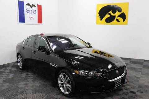 2017 Jaguar XE for sale at Carousel Auto Group in Iowa City IA