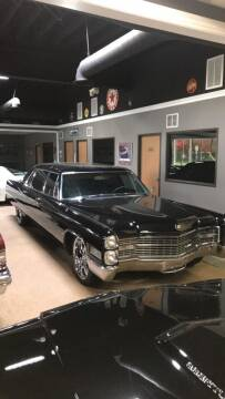 1966 Cadillac Fleetwood for sale at MICHAEL'S AUTO SALES in Mount Clemens MI