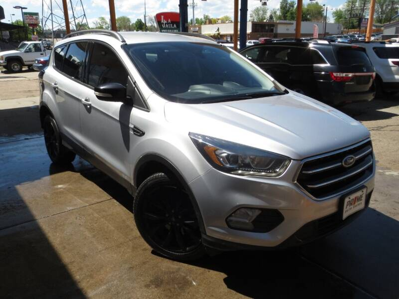 2017 Ford Escape for sale at PR1ME Auto Sales in Denver CO