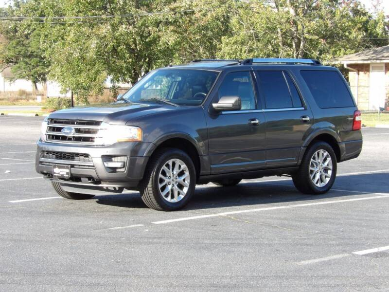 2017 Ford Expedition for sale at Access Auto in Kernersville NC