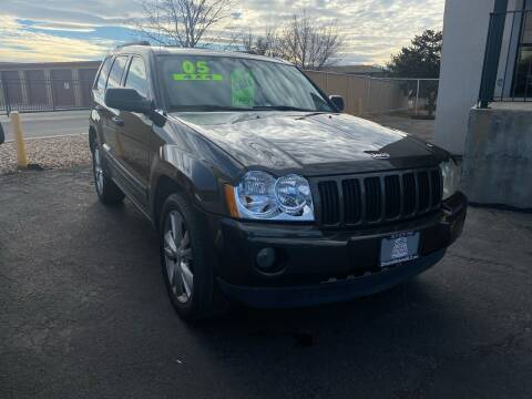 2005 Jeep Grand Cherokee for sale at Choice Motors of Salt Lake City in West Valley  City UT