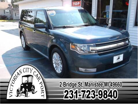 2016 Ford Flex for sale at Victorian City Car Port INC in Manistee MI