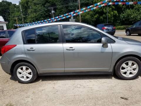 2007 Nissan Versa for sale at Action Auto Sales in Parkersburg WV