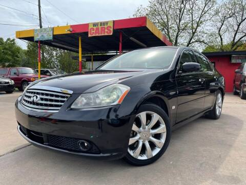 2007 Infiniti M35 for sale at Cash Car Outlet in Mckinney TX