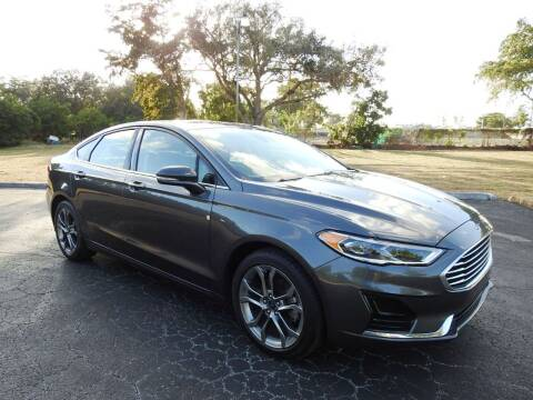 2020 Ford Fusion for sale at SUPER DEAL MOTORS 441 in Hollywood FL