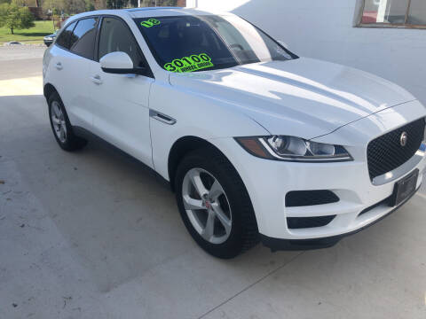 2018 Jaguar F-PACE for sale at BOLLING'S AUTO in Bristol TN