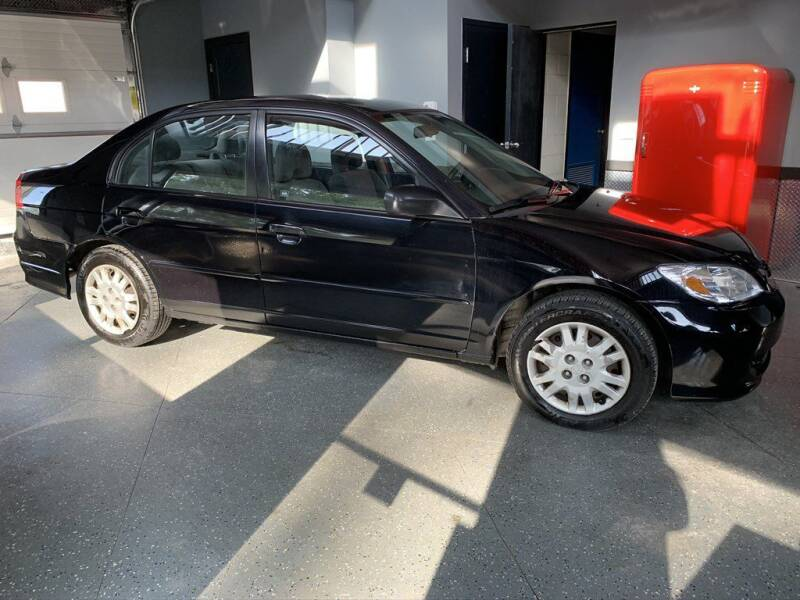 2004 Honda Civic for sale at Settle Auto Sales TAYLOR ST. in Fort Wayne IN