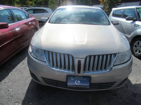 2009 Lincoln MKS for sale at Balic Autos Inc in Lanham MD