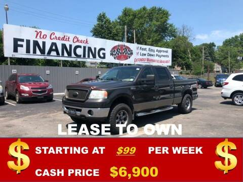 2006 Ford F-150 for sale at Auto Mart USA in Kansas City MO