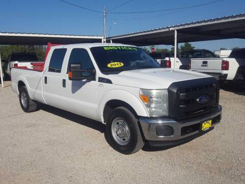 2013 Ford F-250 Super Duty for sale at Bostick's Auto & Truck Sales in Brownwood TX