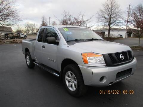 2011 Nissan Titan for sale at Euro Asian Cars in Knoxville TN