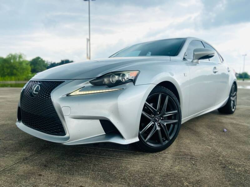 2014 Lexus IS 250 for sale at AUTO DIRECT Bellaire in Houston TX