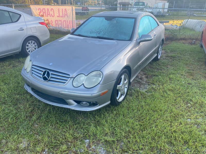 2004 Mercedes-Benz CLK for sale at Nash's Auto Sales Used Car Dealer in Milton FL