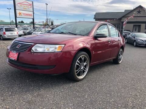 2005 Saturn Ion for sale at Mr. Car Auto Sales in Pasco WA