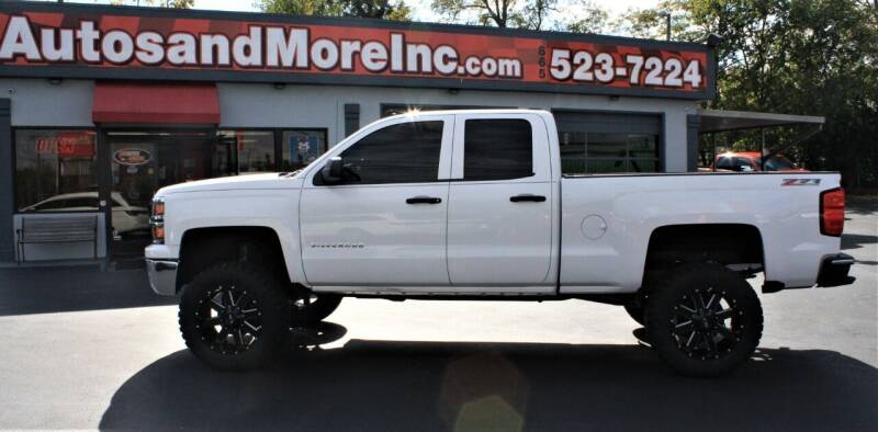 2014 Chevrolet Silverado 1500 for sale at Autos and More Inc in Knoxville TN