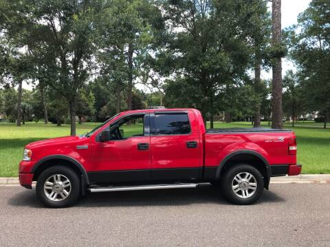 2004 Ford F-150 for sale at Import Auto Brokers Inc in Jacksonville FL