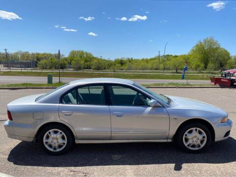 2003 Mitsubishi Galant for sale at Affordable 4 All Auto Sales in Elk River MN