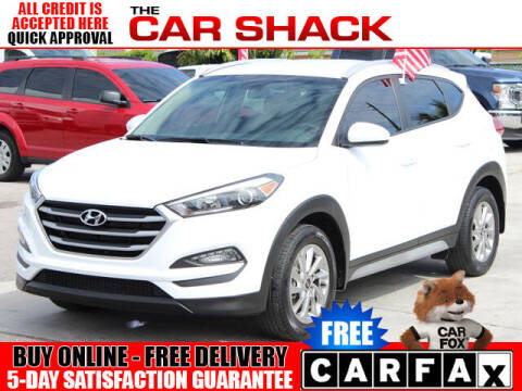 2017 Hyundai Tucson for sale at The Car Shack in Hialeah FL