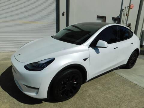 2020 Tesla Model Y for sale at Conti Auto Sales Inc in Burlingame CA