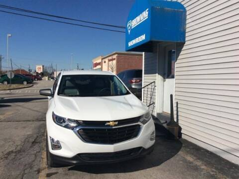 2021 Chevrolet Equinox for sale at Browning Chevrolet in Eminence KY